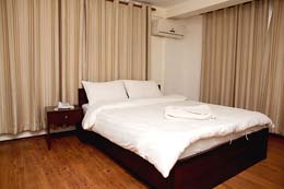 Hotel yambu big bed room